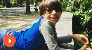 Episode 33: A Conversation with 12-year-old Asher About Life with ADHD