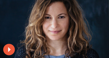 Episode 201: Author Amanda Stern on Growing Up with a Panic Disorder